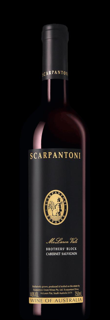 Scarpantoni Brothers Block Cabernet Sauvignon 2016