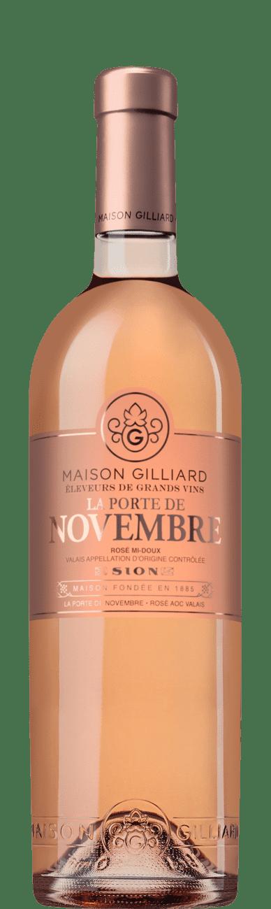 Gilliard Rosé de Novembre 2020