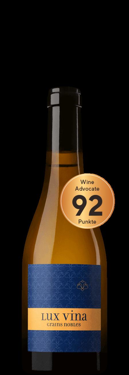 Chevaliers Lux Vina Grains Nobles Surmaturés  2016