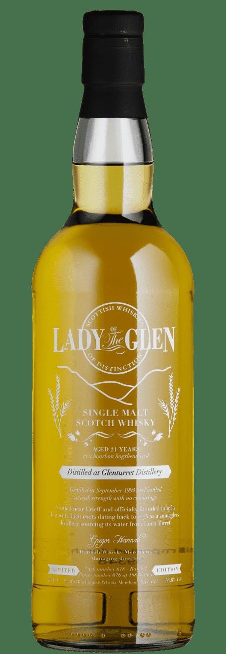 Glen Elgin, Lady of The Glen, 2004