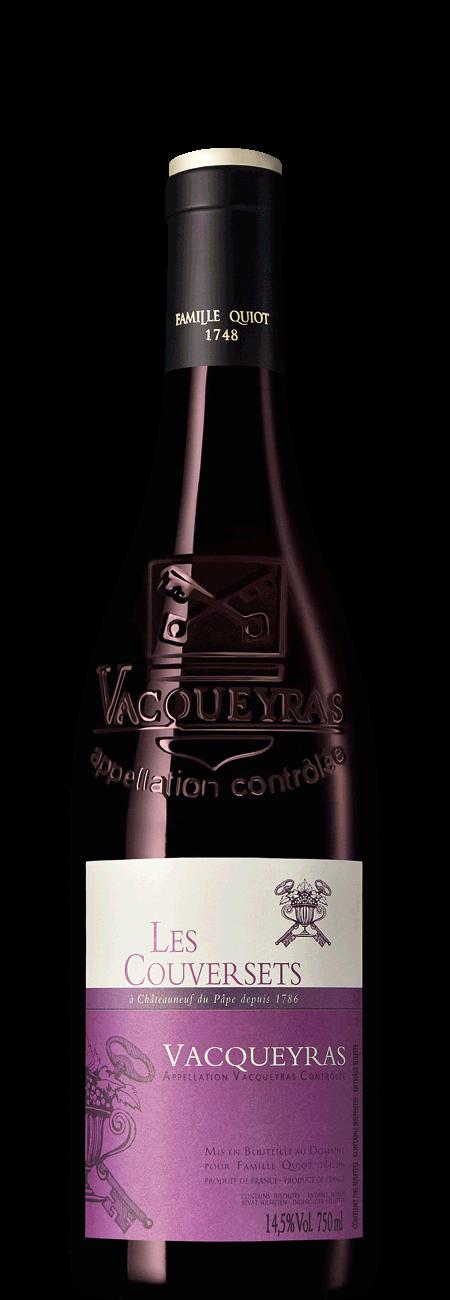Les Couversets Vacqueyras 2015