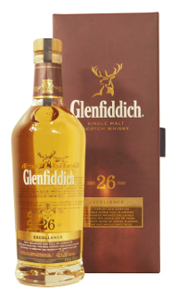 Glenfiddich 26 years old, Excellence