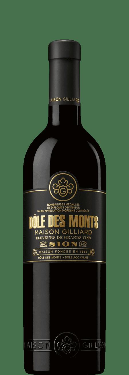 Gilliard Dôle des Monts 2017