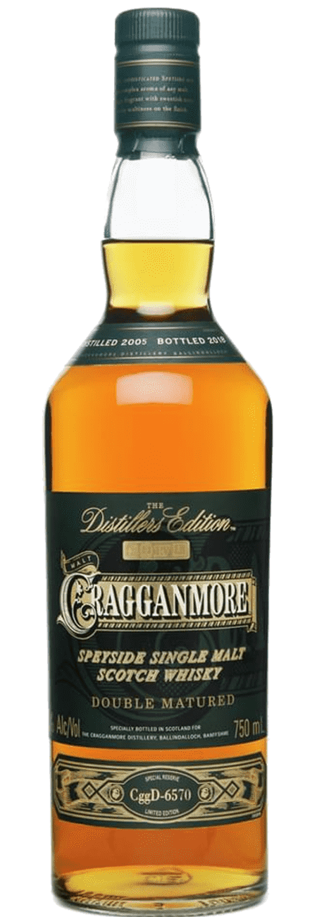Cragganmore 2001-2014 (13 years old) Distillers Ed