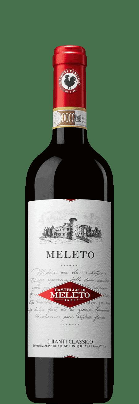 Castello di Meleto Chianti Classico 2016