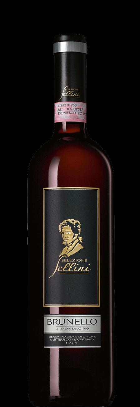 Selezione Fellini Brunello 2012