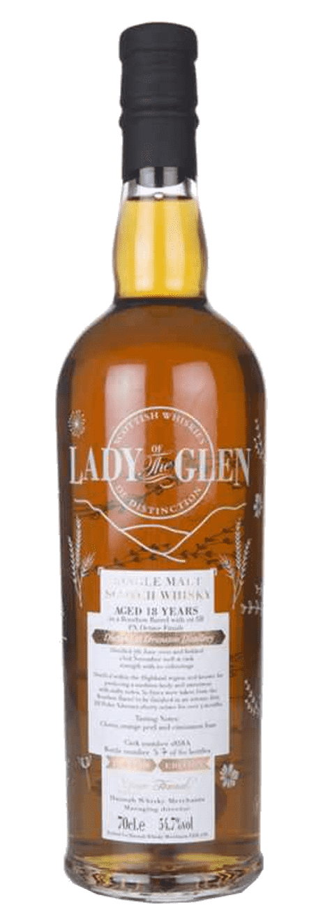 Lady of the Glen Deanston