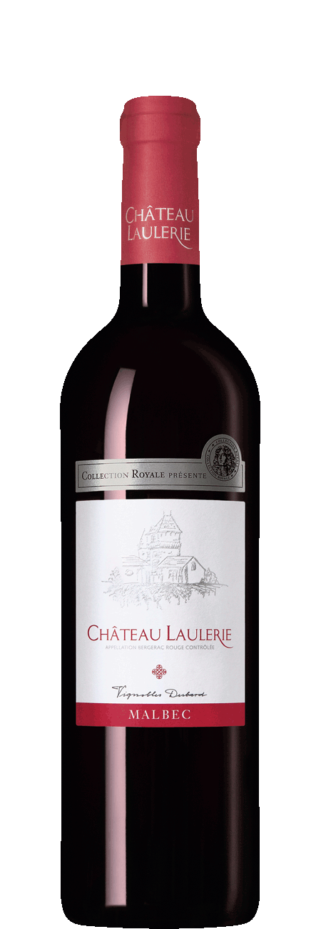 Collection Royale Château Laulerie Malbec 2015