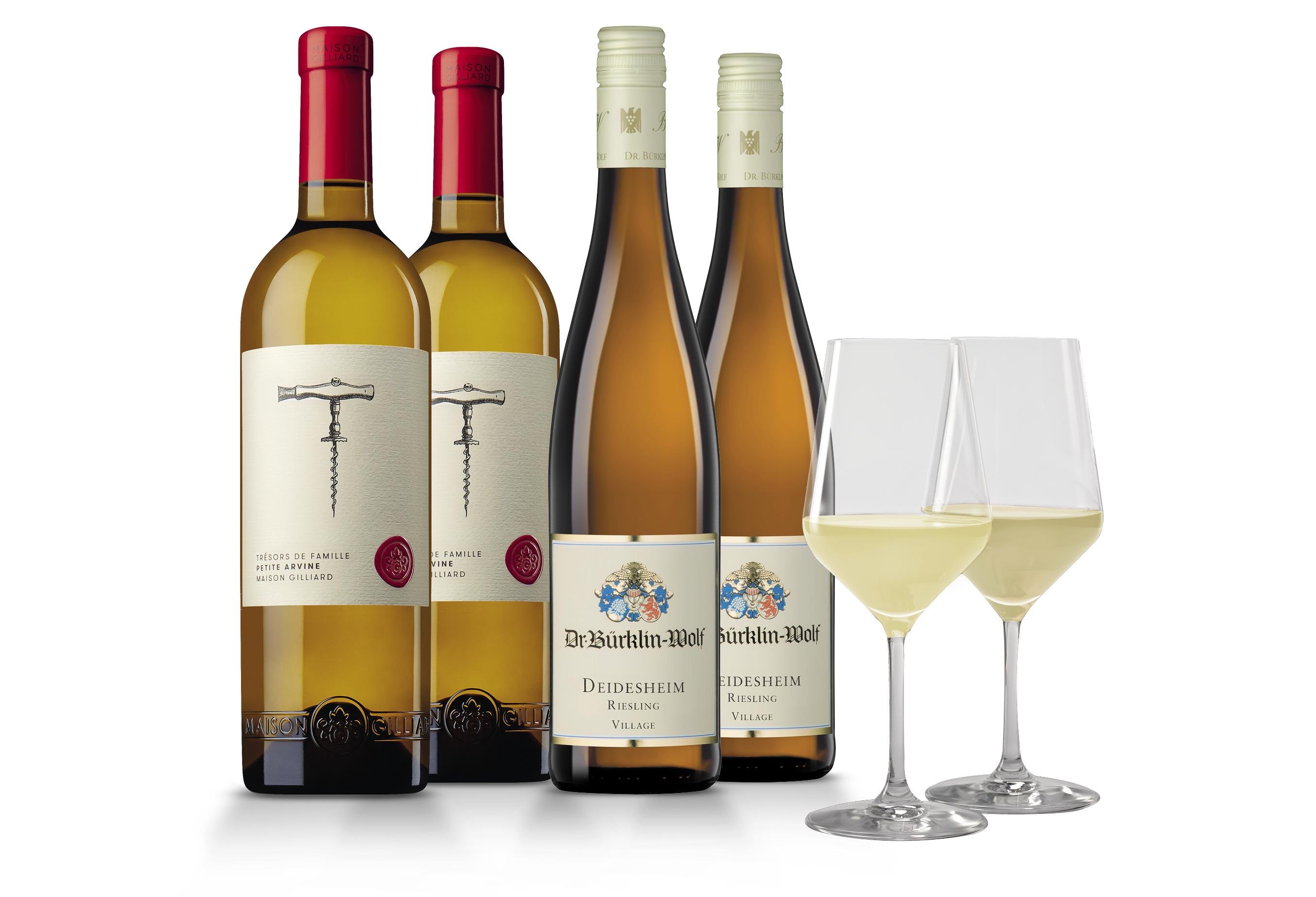 Wine Battle Paket 5