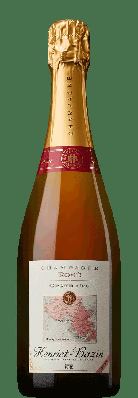 Henriet Brut Grand Cru Rosé