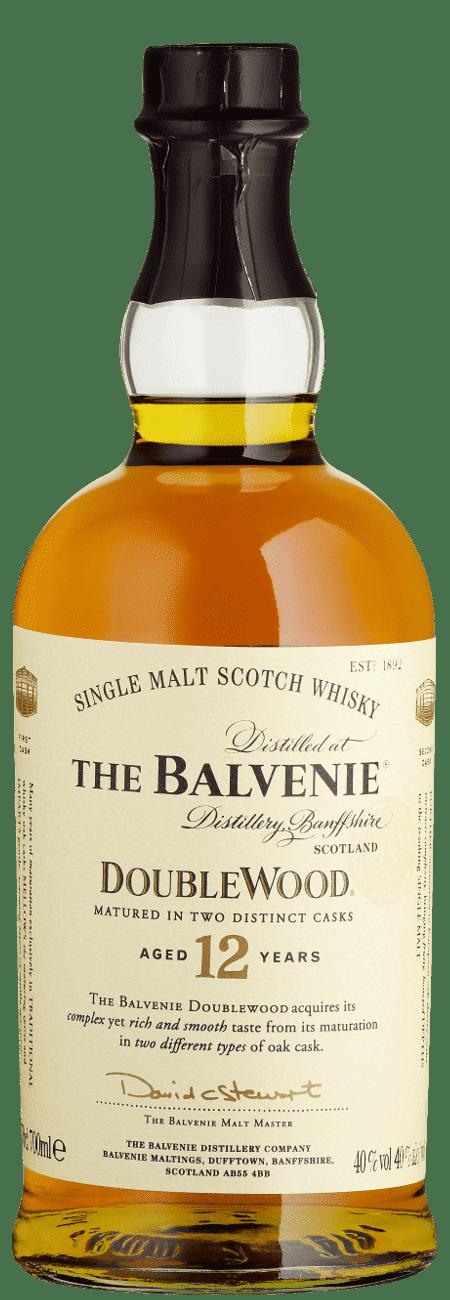 Balvenie 12 years old, Double Wood, Sherry Oak fin