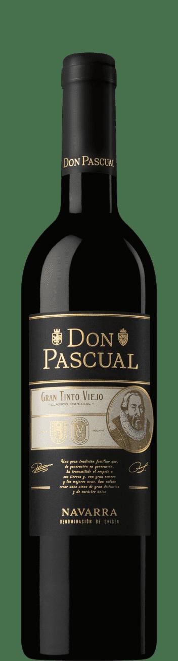 Don Pascual Gran Tinto Viejo  2017