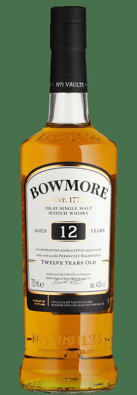 Bowmore 12 y, Isle of Islay - RR