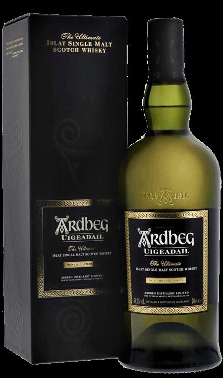 Ardbeg Uigeadail Islay Whisky 70cl RRR