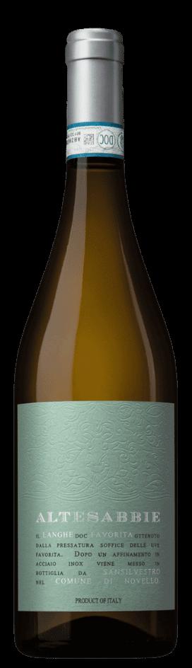 San Silvestro Alte Sabbie Langhe Favorita DOC 2020