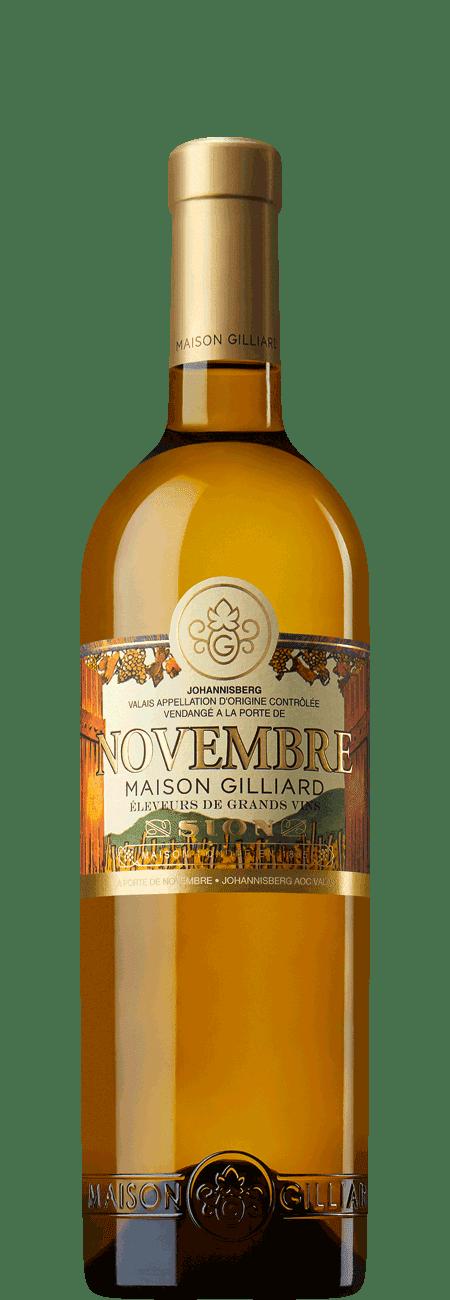 Gilliard Porte de Novembre 2018