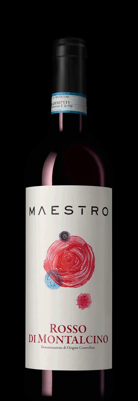 Maestro Rosso di Montalcino DOC 2015